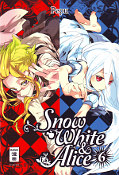 Frontcover Snow White & Alice 6