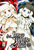 Frontcover Snow White & Alice 7