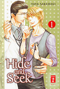 Frontcover Hide and Seek 1