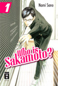 Frontcover Who is Sakamoto? 1
