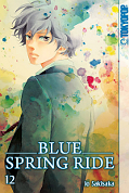 Frontcover Blue Spring Ride 12