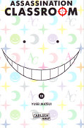 Frontcover Assassination Classroom 12