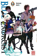 Frontcover Blue Exorcist 14