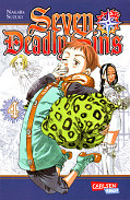 Frontcover Seven Deadly Sins 4