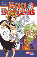 Frontcover Seven Deadly Sins 7