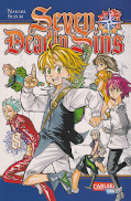 Frontcover Seven Deadly Sins 8