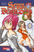 Frontcover Seven Deadly Sins 9