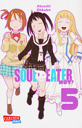 Frontcover Soul Eater Not! 5