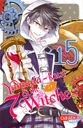 Frontcover Yamada-kun and the seven Witches 15