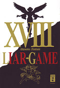 Frontcover Liar Game 18