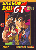 Frontcover Dragon Ball GT - Anime Comic 3