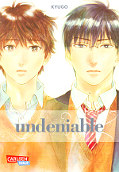 Frontcover Undeniable 1