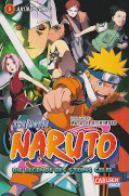 Frontcover Naruto the Movie: Die Legende des Steins Gelel 1