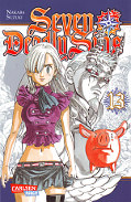 Frontcover Seven Deadly Sins 13