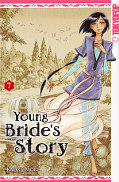 Frontcover Young Bride's Story 7