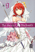 Frontcover The Sacred Blacksmith 9