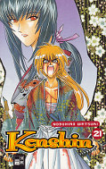 Frontcover Kenshin 21