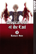 Frontcover Magical Girl of the End 8