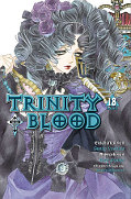 Frontcover Trinity Blood 18