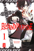 Frontcover Blood Parade 1