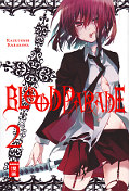 Frontcover Blood Parade 2