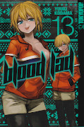 Frontcover Blood Lad 13