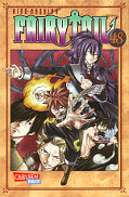 Frontcover Fairy Tail 48