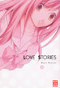 Frontcover Love Stories 2