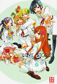 Frontcover Love Stories 7
