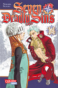 Frontcover Seven Deadly Sins 14