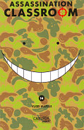 Frontcover Assassination Classroom 14