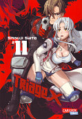 Frontcover Triage X 11