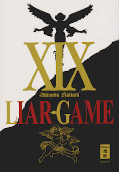 Frontcover Liar Game 19