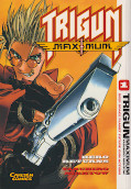 Frontcover Trigun Maximum 1