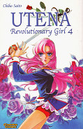 Frontcover Utena - Revolutionary Girl 4