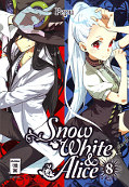 Frontcover Snow White & Alice 8