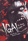 Frontcover Igai - The Play Dead/Alive 1