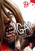 Frontcover Igai - The Play Dead/Alive 2