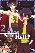 Frontcover Does Yuki go to hell? 2