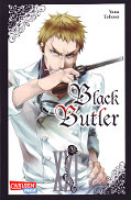 Frontcover Black Butler 21