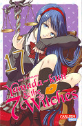 Frontcover Yamada-kun and the seven Witches 17