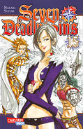 Frontcover Seven Deadly Sins 15
