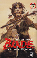 Frontcover Blade of the Immortal 7