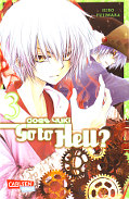 Frontcover Does Yuki go to hell? 3