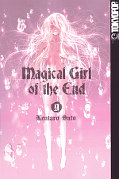 Frontcover Magical Girl of the End 9