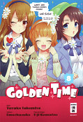 Frontcover Golden Time 8