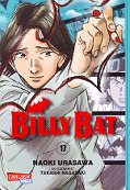 Frontcover Billy Bat 17