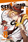 Frontcover Servamp 8