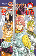 Frontcover Seven Deadly Sins 16
