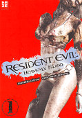 Frontcover Resident Evil – Heavenly Island 1